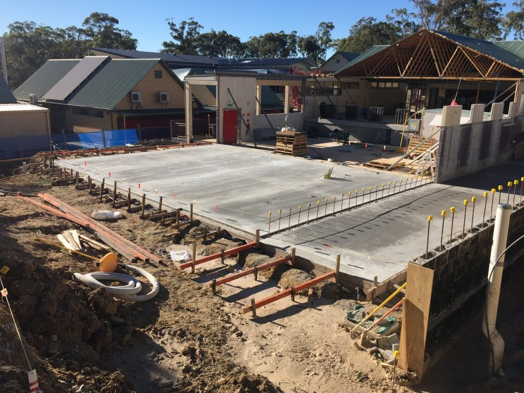 Slab and Tilt Panel -