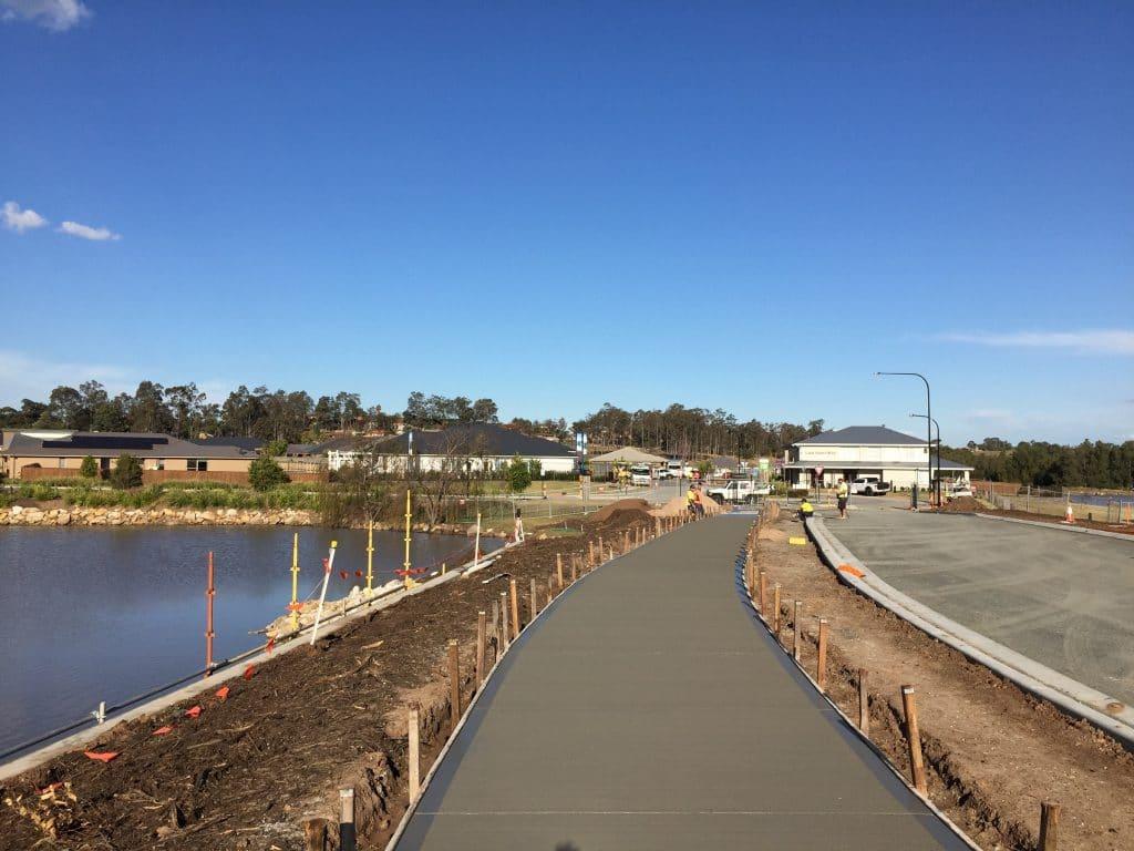 Bridge Footpath -