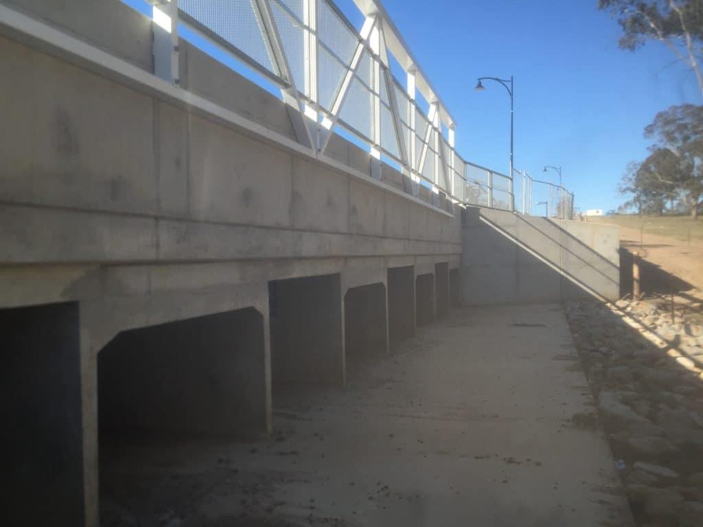 Huntlee Culvert Bridge »