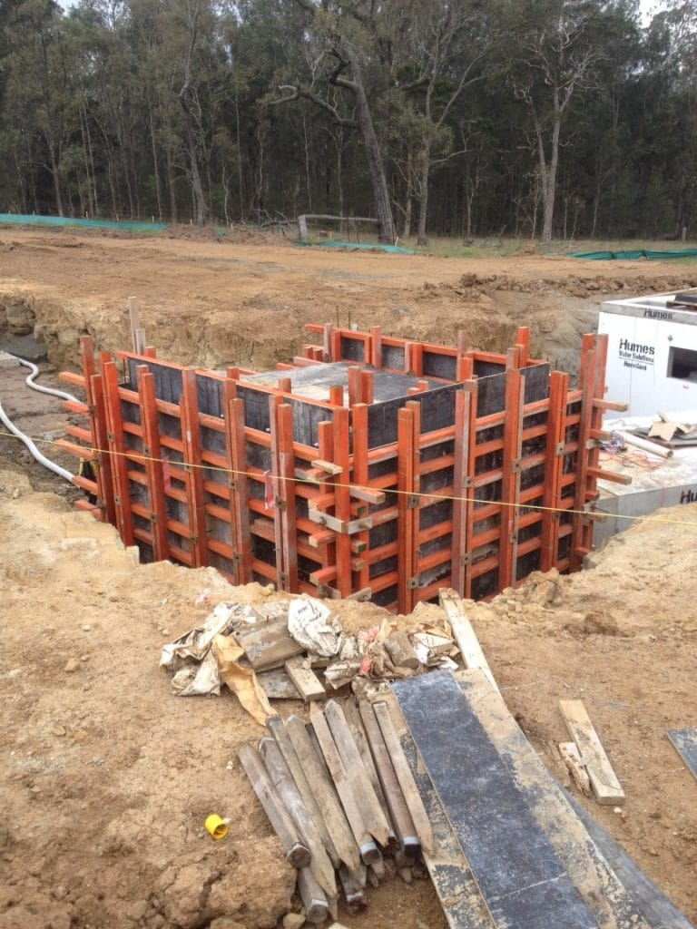 Stormwater Pits -