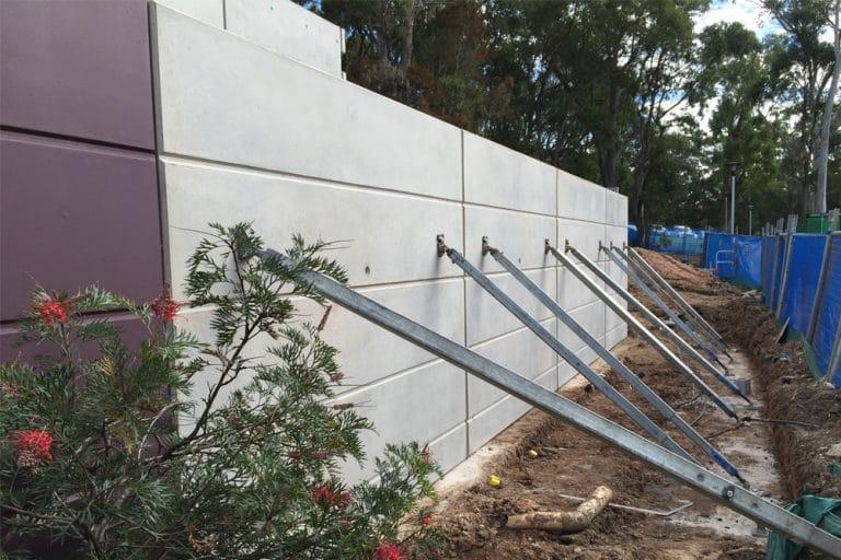 Tilt Slab Construction -