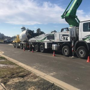 Concrete Pumping -