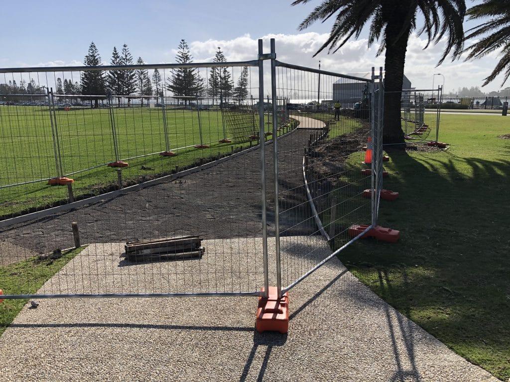 Park Upgrades »