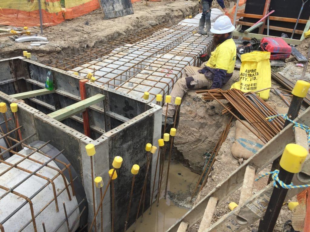 Drainage Construction -