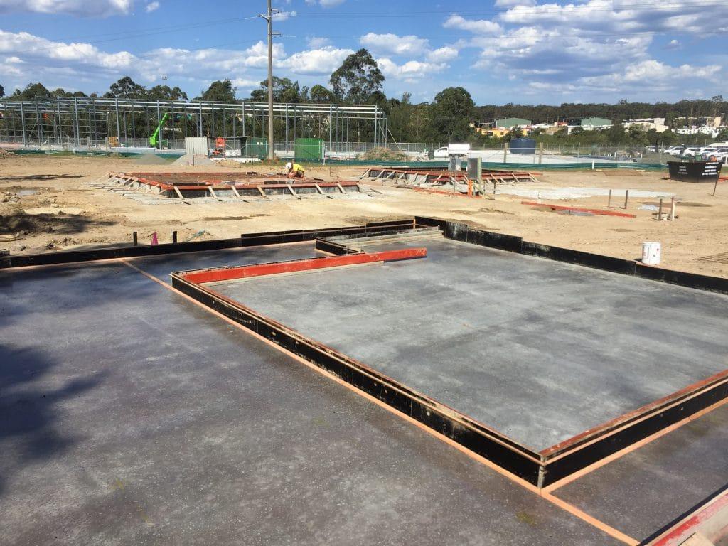 Warehouse Tilt Panels -