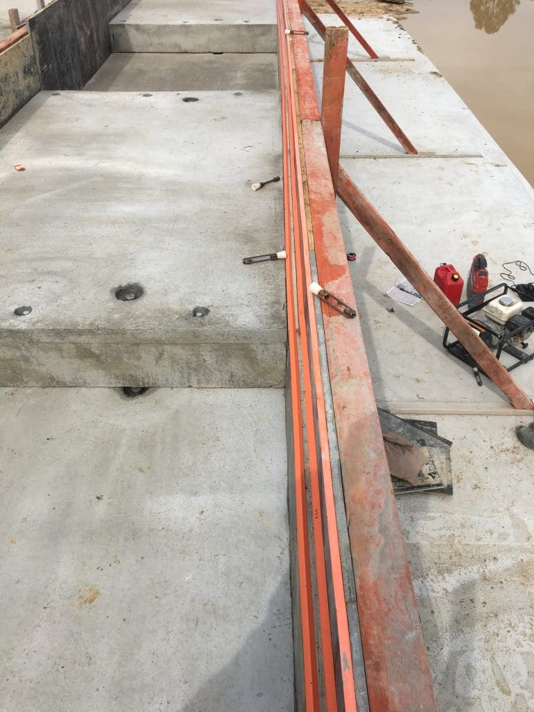 Culvert Link Slab -