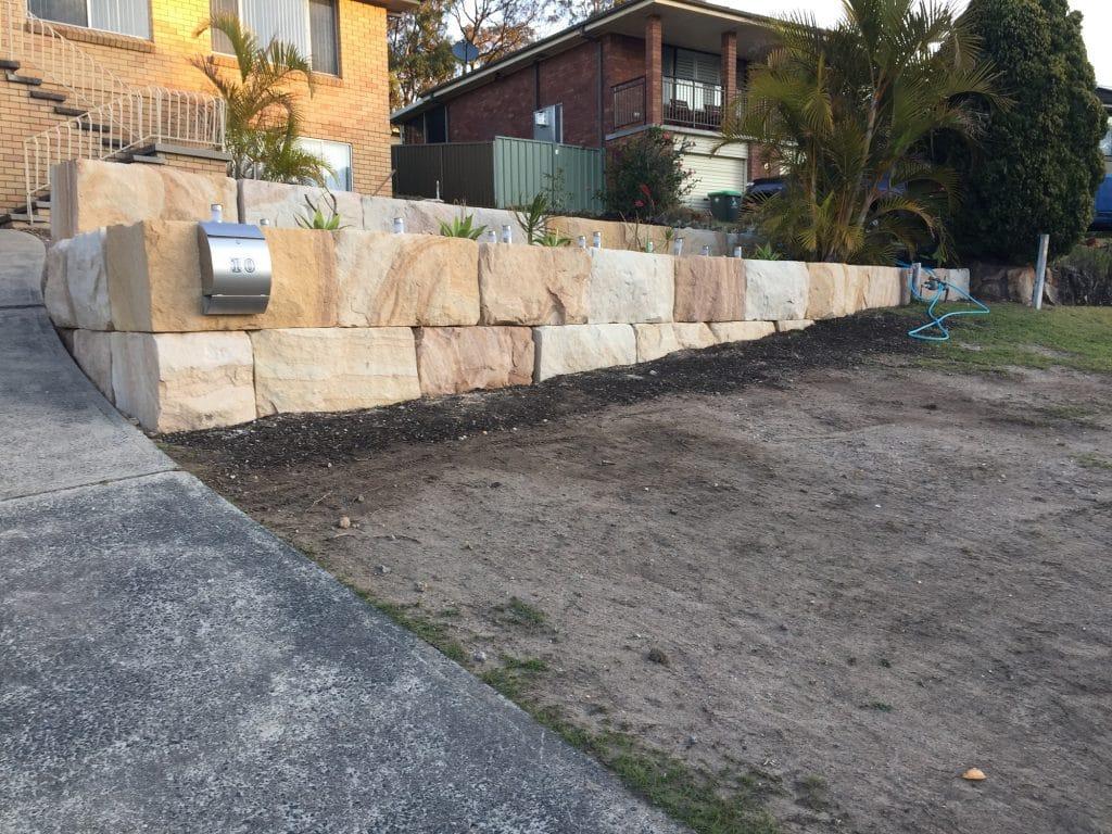 Sandstone Wall »