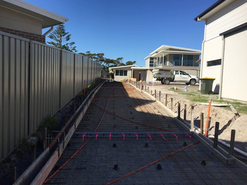 Pavement and Drainage -