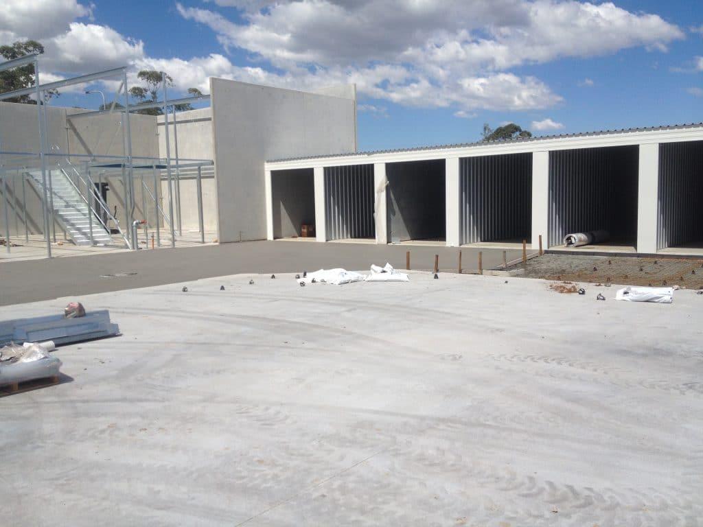 Storage Facility -